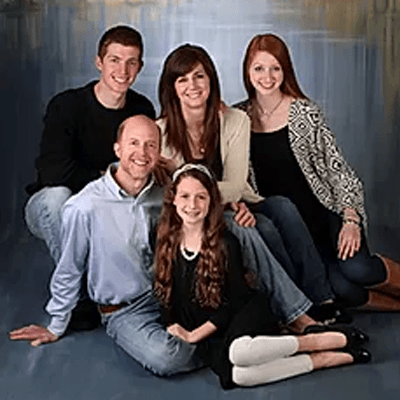 Chiropractor Athens GA Dr Tony Simpson Family
